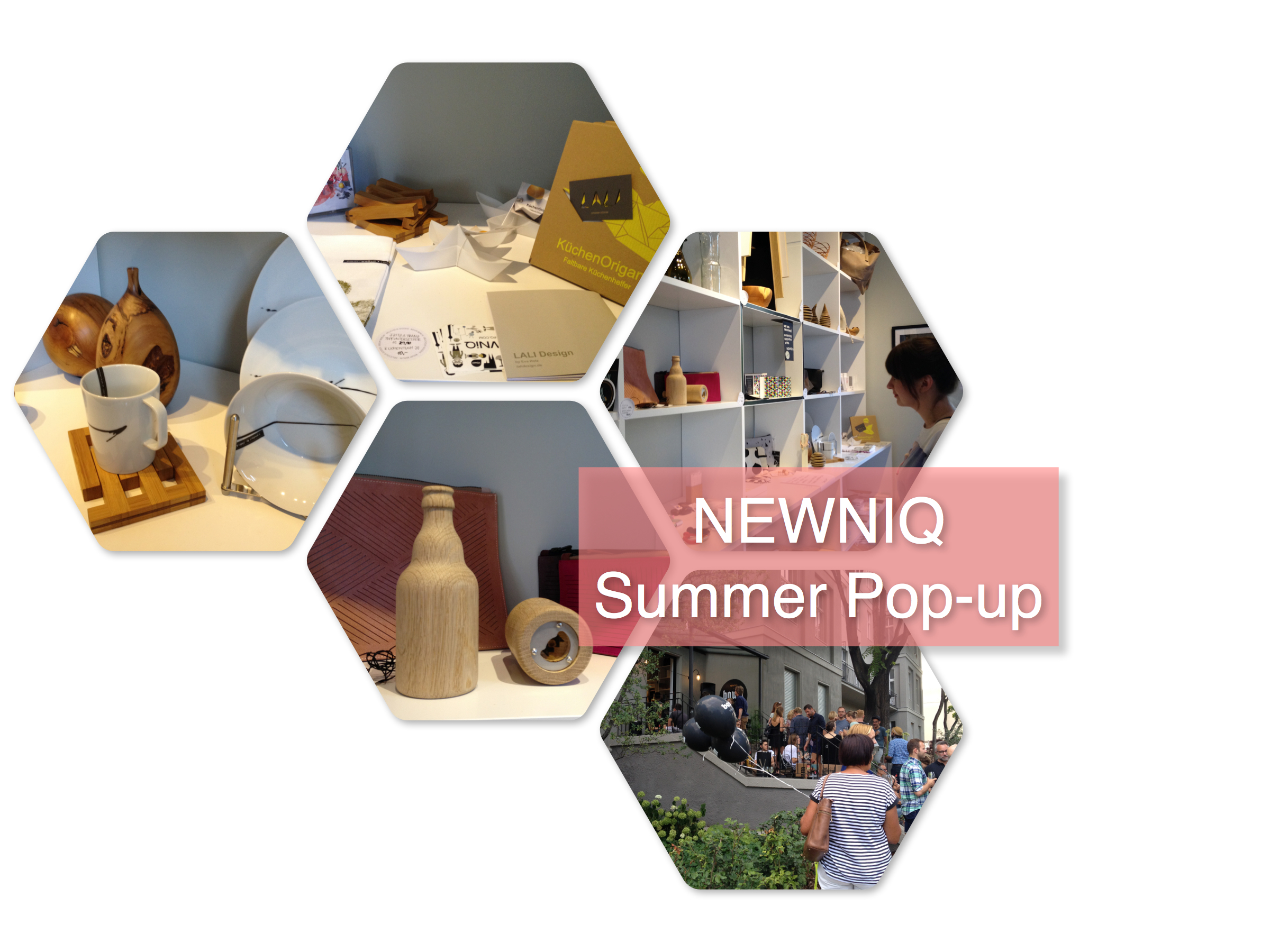 Newniq Summer Pop-up