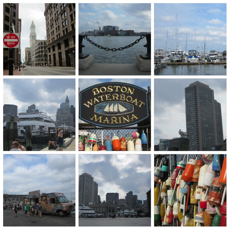 Boston Common, Freedom Trial und Waterfront