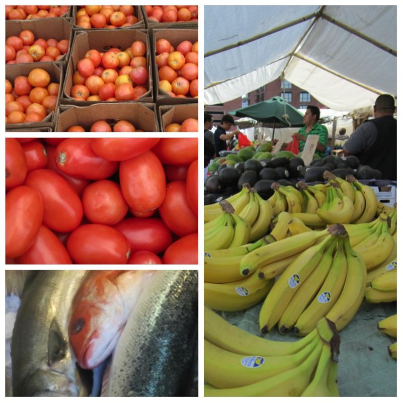 Farmers Market statt Kunstmarkt