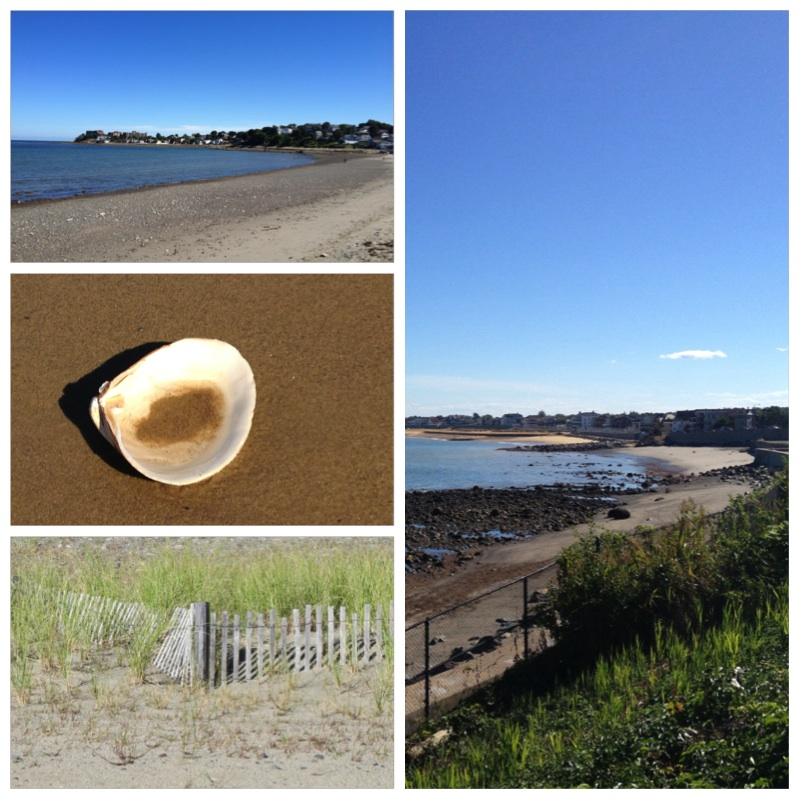 Strandspaziergang @ Winthrop Beach