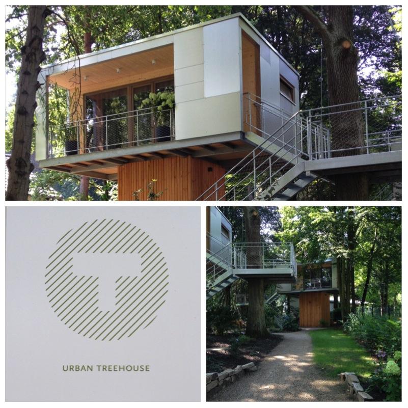 Inmitten der Baumwipfel Berlins @ The Urban Treehouse