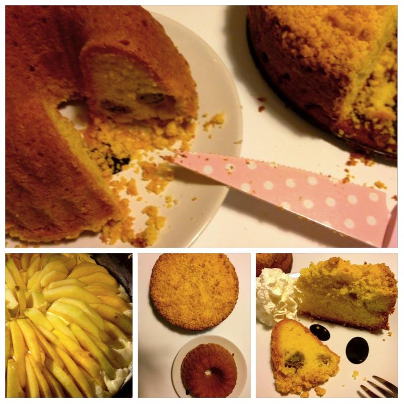 Oma Lottis Apfelkuchen mit Streuseln