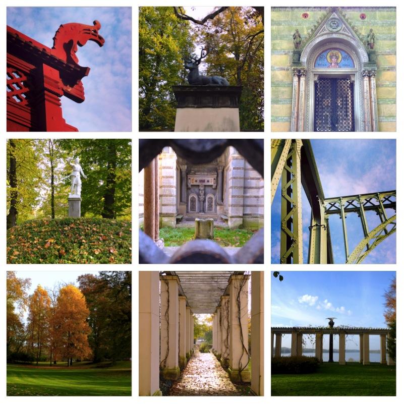 Herbstimpressionen @ Schloss Glienicke