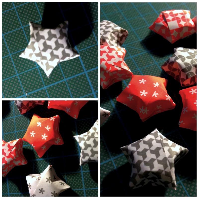 DIY Sternendeko Lucky Stars