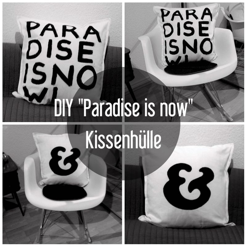DIY Paradise is now Kissenhülle