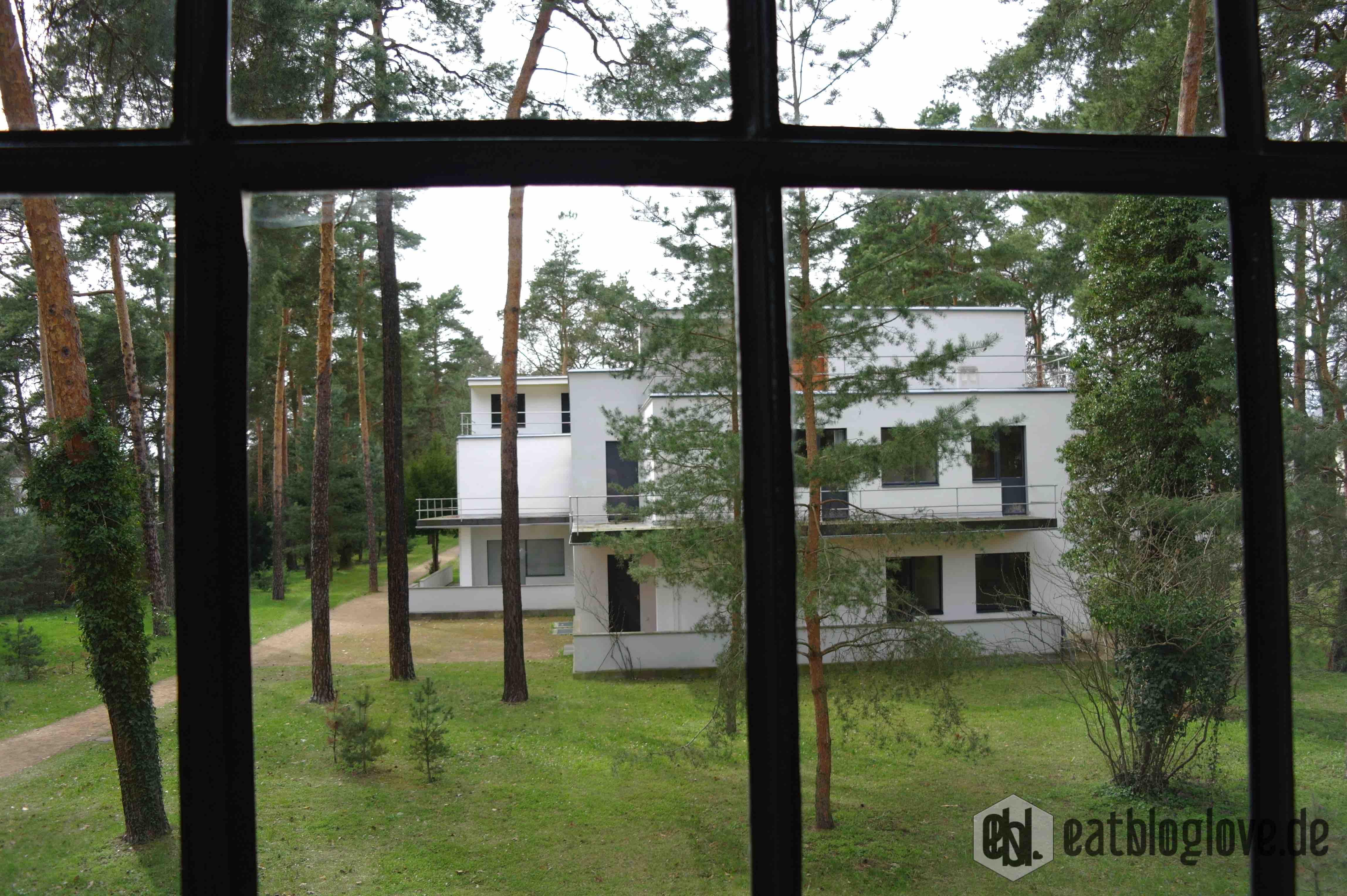 Glücksmomente im Bauhaus