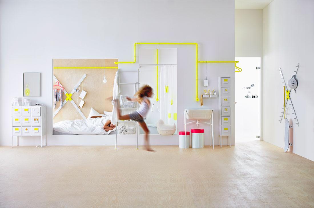 Für einen aktiven Morgen - IKEA SPRUTT