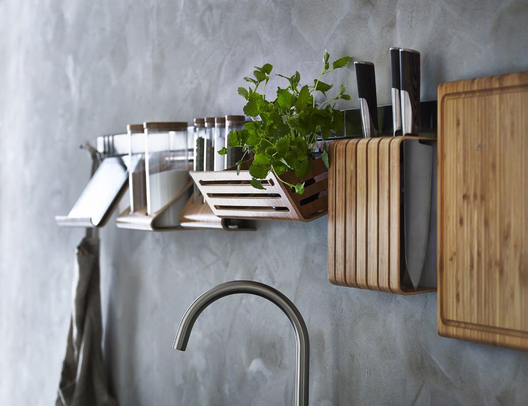 Verliebt in ikeas februar neuheiten eat blog love - Ikea barra cucina ...