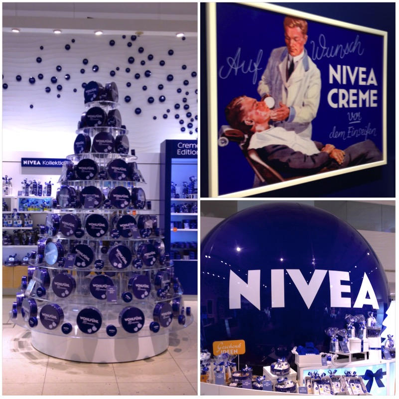 Time to relax Nivea Haus Berlin