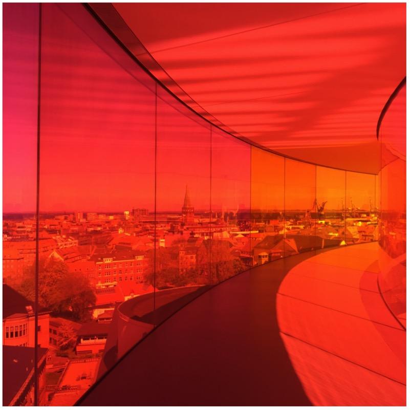 ARoS Kunstmuseum - My New Home