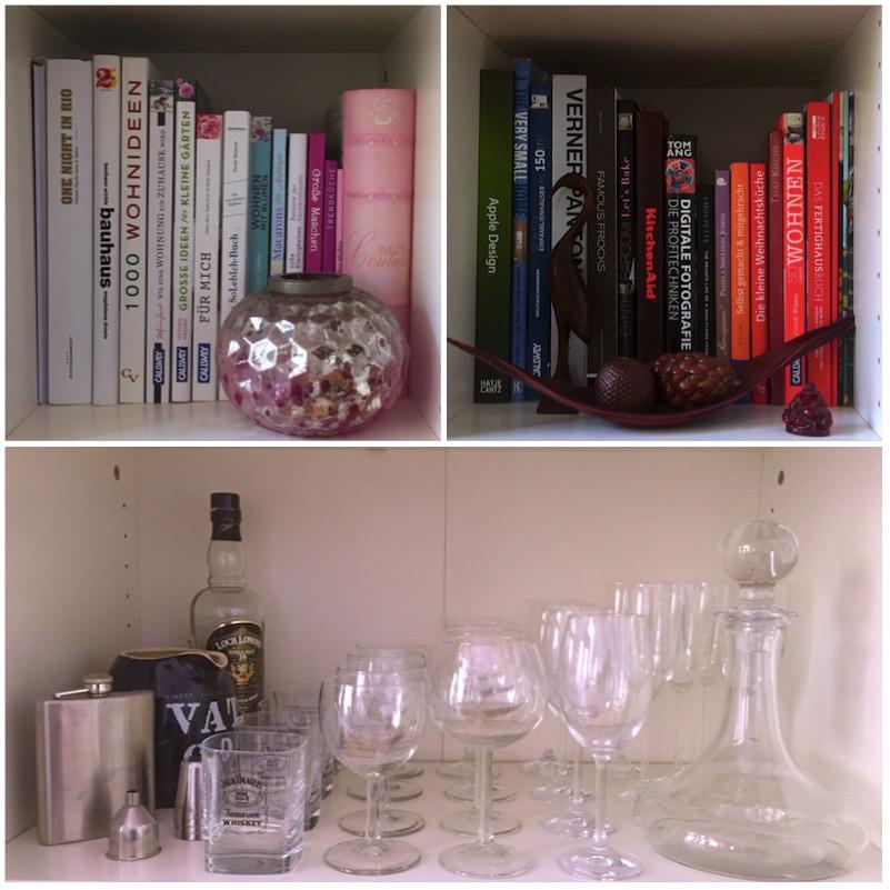 Ordnungstyp #1- Ordnung im Bücherregal