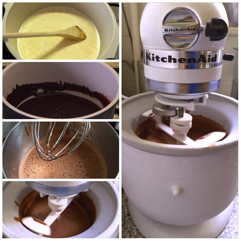 Chocolate Dream - Cremiges Schokoladeneis