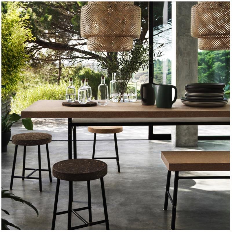 Ikeas August Neuheiten Sinnerlig Und Skogsta Eat Blog Love