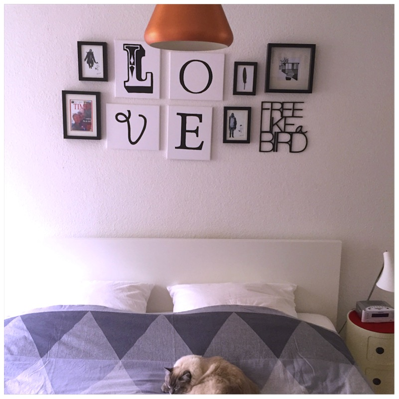 es ist vollbracht schlafzimmer makeover eat blog love. Black Bedroom Furniture Sets. Home Design Ideas