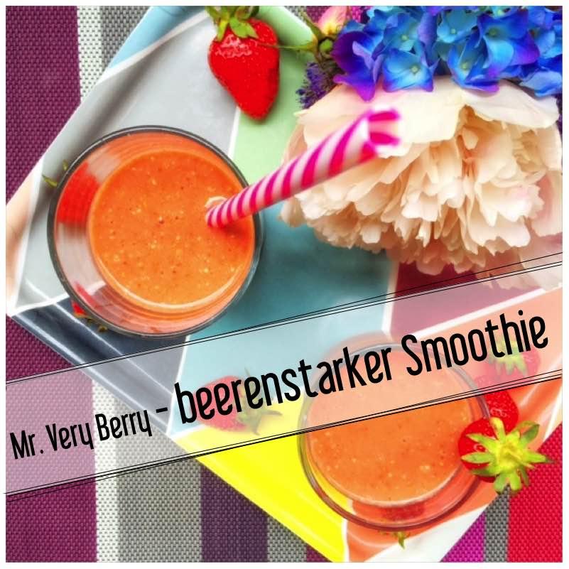Mr. Very Berry - beerenstarker Smoothie4_1