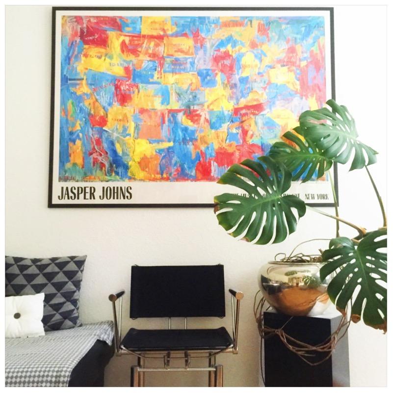 Urban Jungle Bloggers - Plants & Art