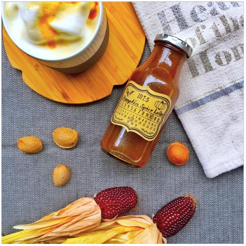 Pumpkin Spice Latte von eat blog love