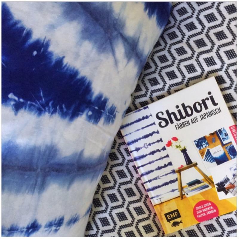 DIY- Shibori - Färben auf Japanisch von eat blog love