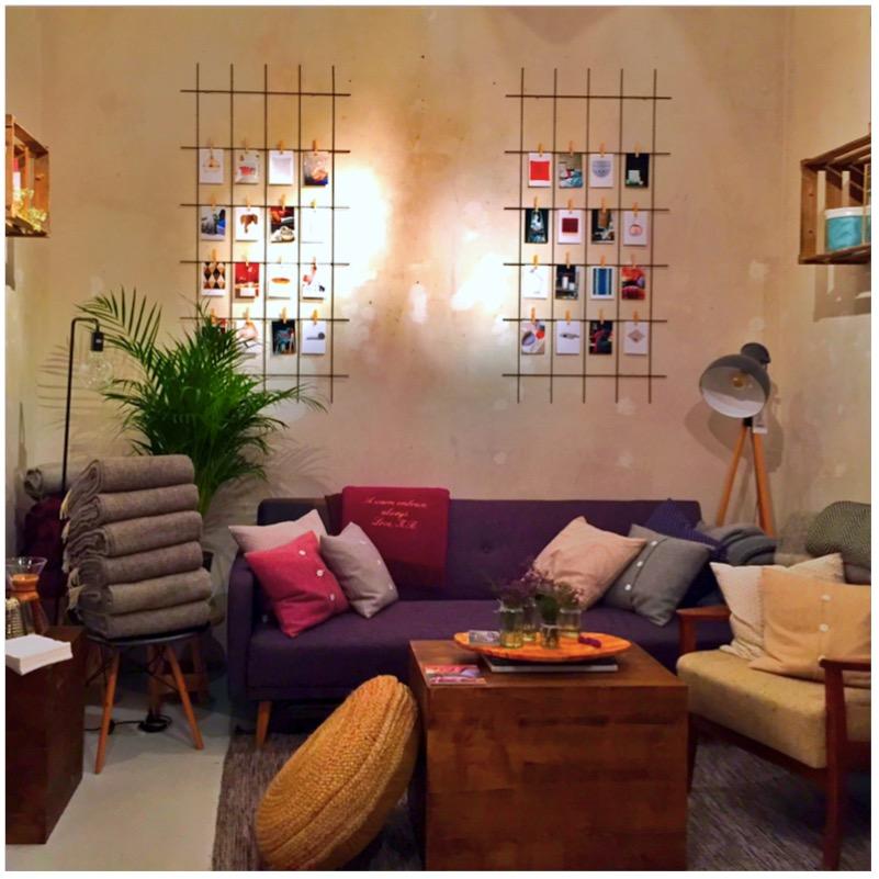 Das Urbanara Wohnzimmer von eat blog love
