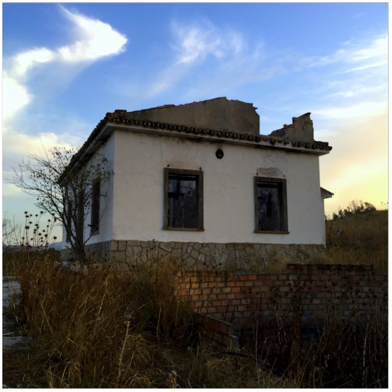 Lost Place in Andalusia von eat blog love
