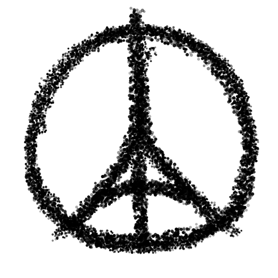 Silence - Pray for Paris von eat blog love