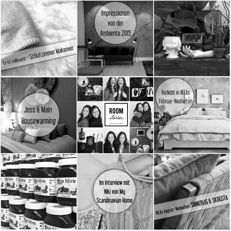 Jahresrückblick - 2015 auf eat blog love