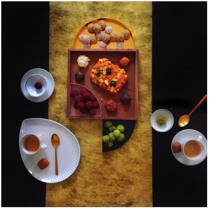 Porzellan, Printen und Pralinen von eat blog love
