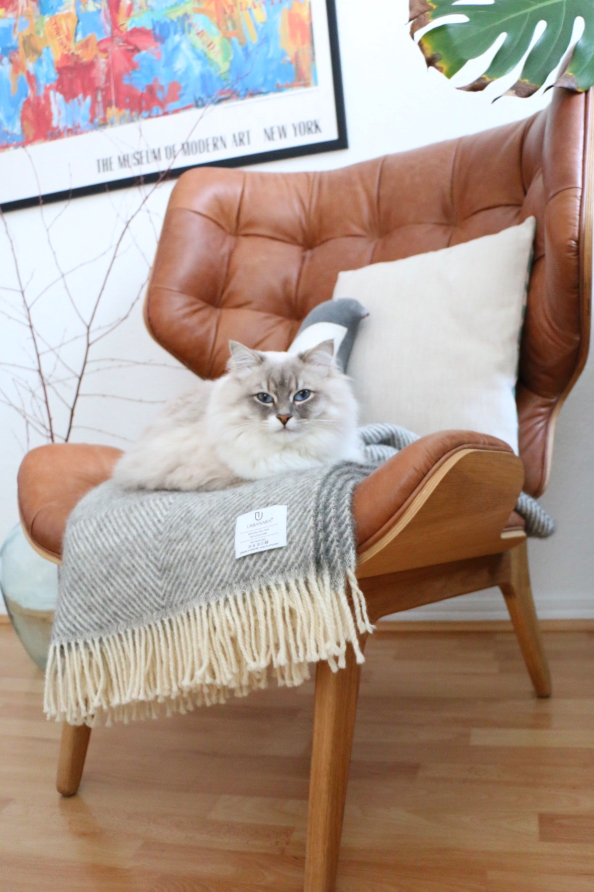 Cozy Trio - Mammoth Chair meets Penguine & Gotland von eat blog love