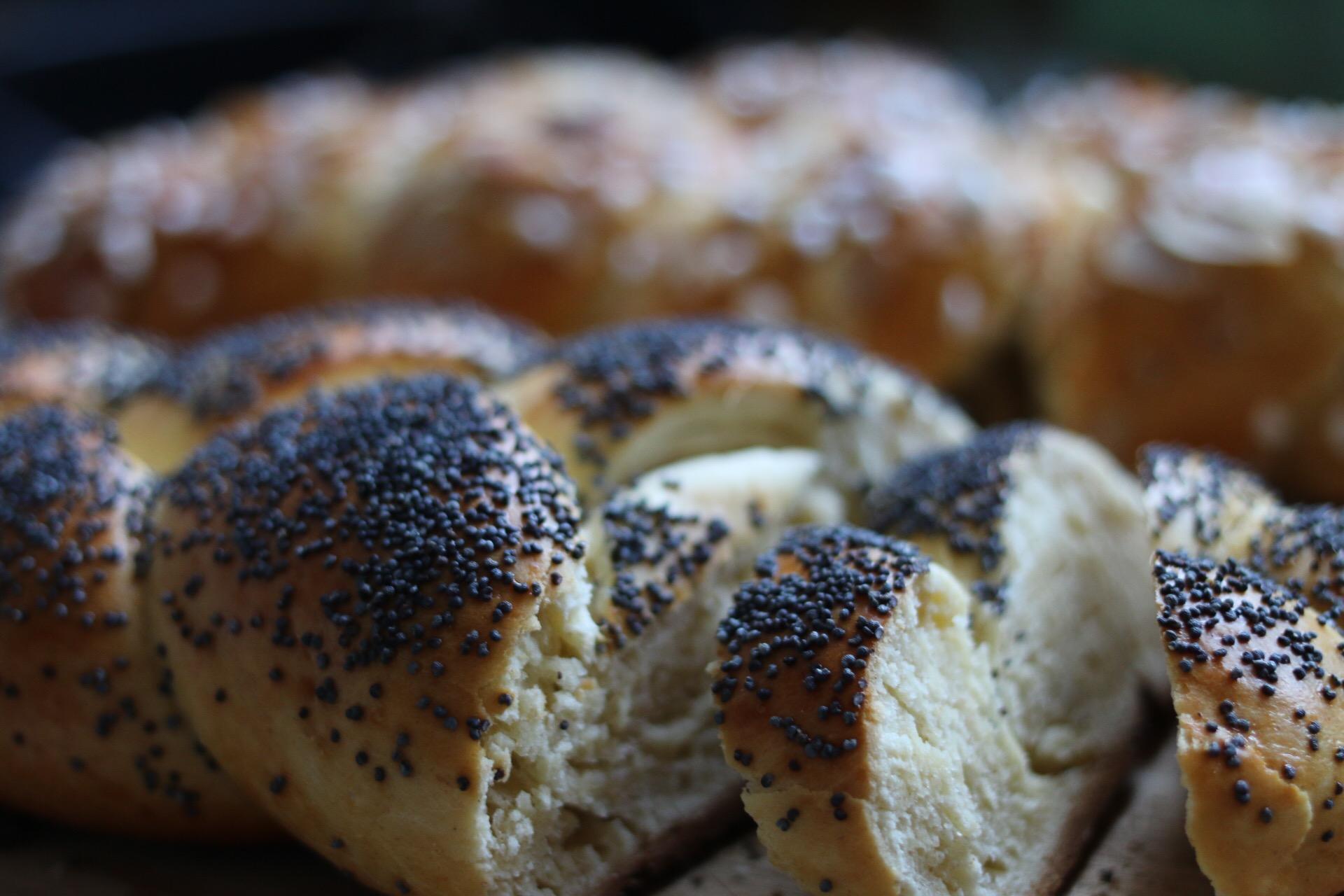 Frischer Hefezopf zum Neujahrsmorgen von eat blog love
