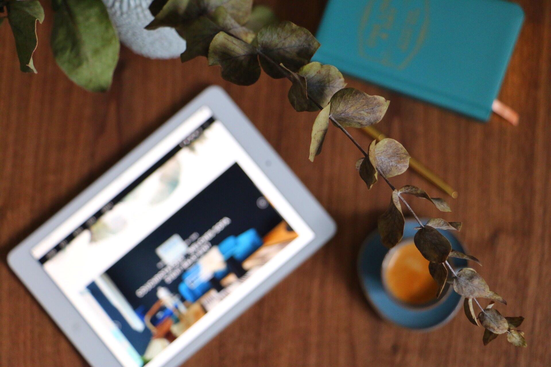 Neues Jahr, neues Design von eat blog love