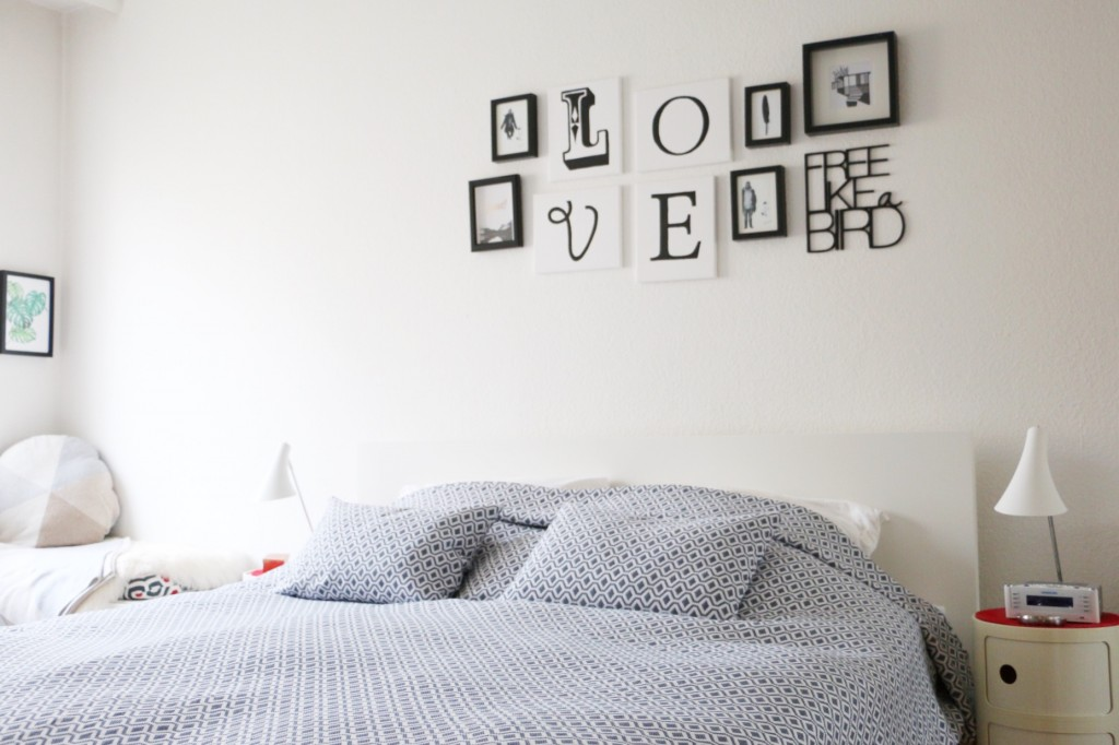 A Cozy Bedroom Update by eat blog love