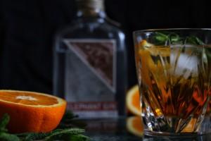 African Julep mit Elephant Gin von eat blog love