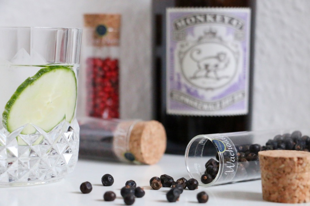 Der Klassiker - Gin Tonic von eat blog love