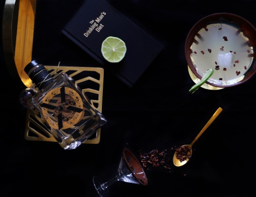 Chocolate Gimlet mit X-Gin by eat blog love