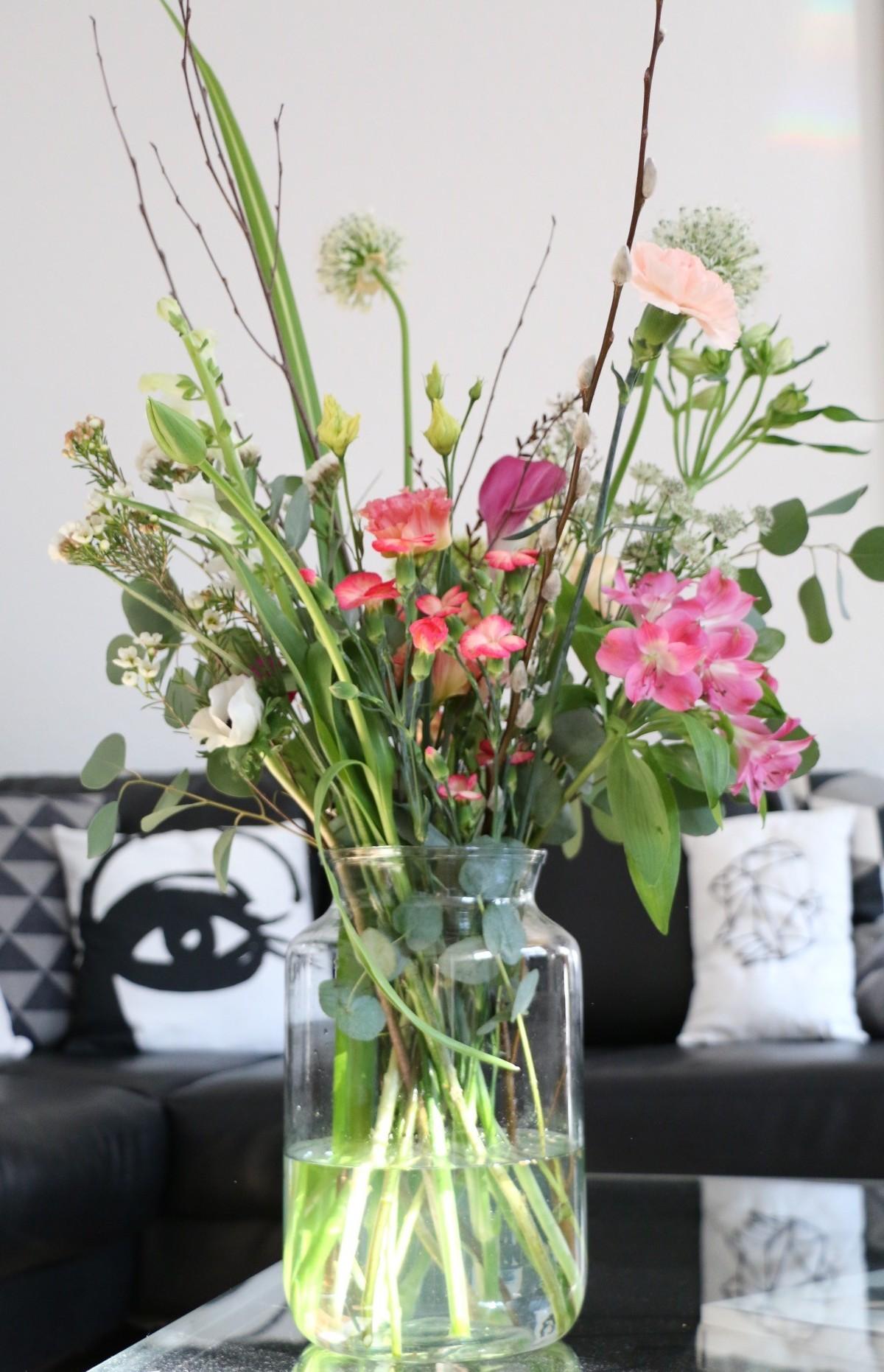 Frühjahrsputz - so zieht der Frühling ein by eat blog love