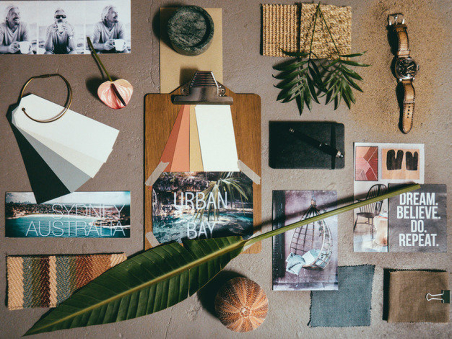 StyleAtMine - Mood Boards