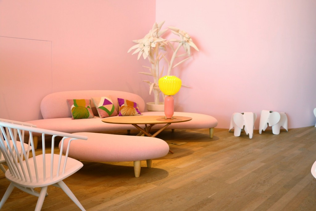 Vitra Loft meets Alice im Wunderland by eat blog love