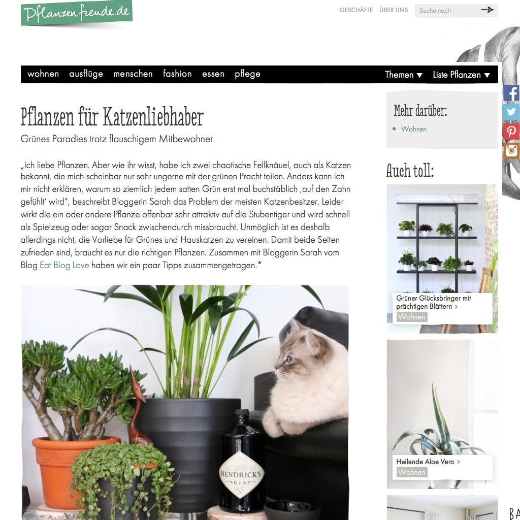 eatbloglove.de auf Pflanzenfreude.de