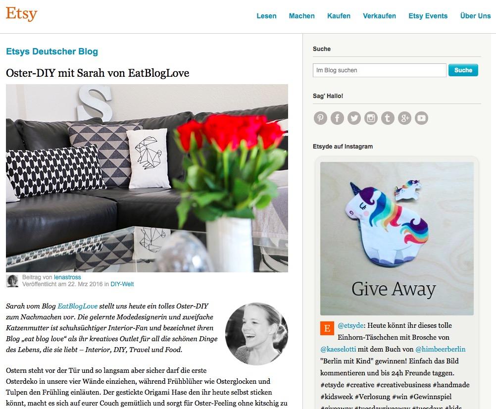 eatbloglove.de auf dem deutschen Etsy Blog