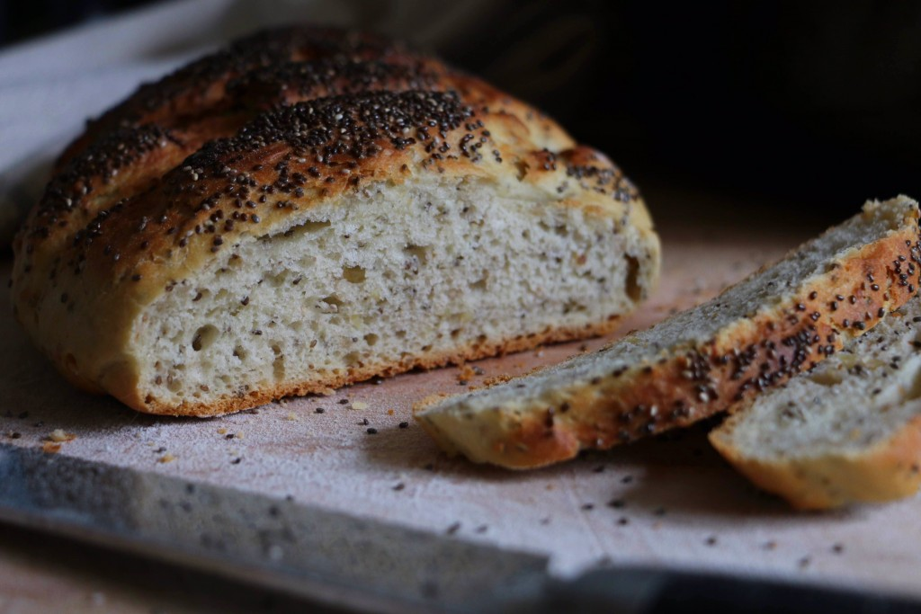 Chia-Walnuss-Brot by eat blog love_4