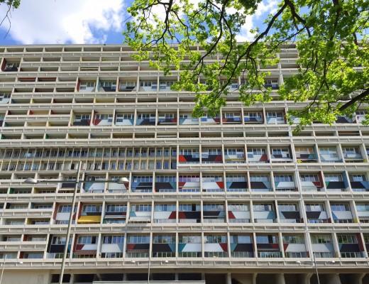 Flohmarktfunde #8 - Corbusierhaus Berlin by eat blog love_1