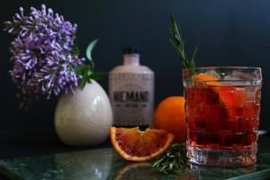 Gin & Bitter - Niemand Gin meets Sanbitter by eat blog love
