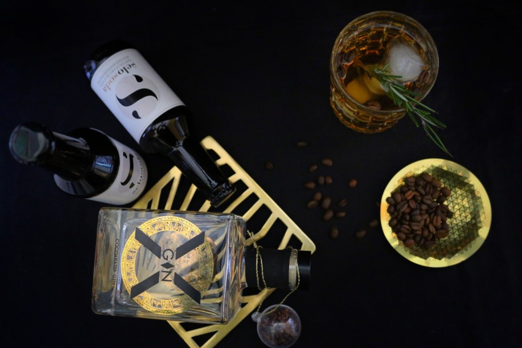 Gin & Koffein - Gin meets Selosoda by eat blog love