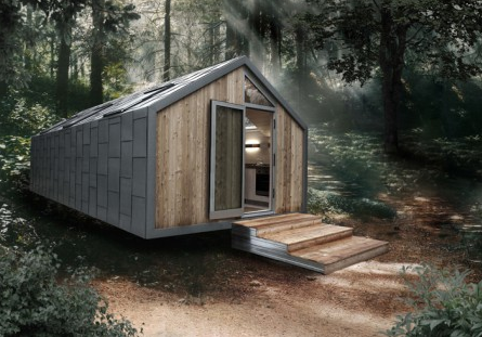 Tiny Houses - quadratisch, praktisch, gut by eat blog love
