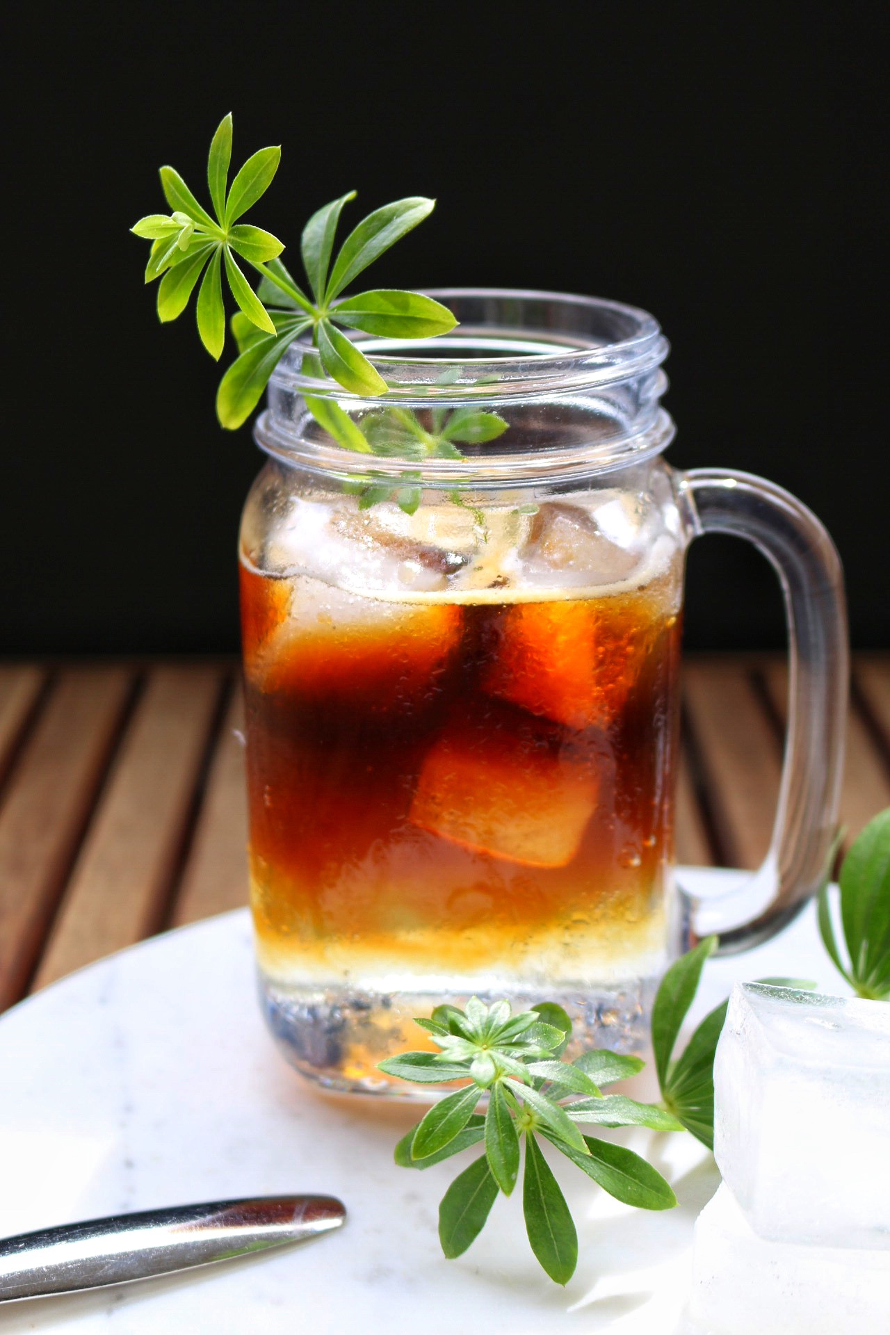 Iced Espresso Tonic by eat blog love