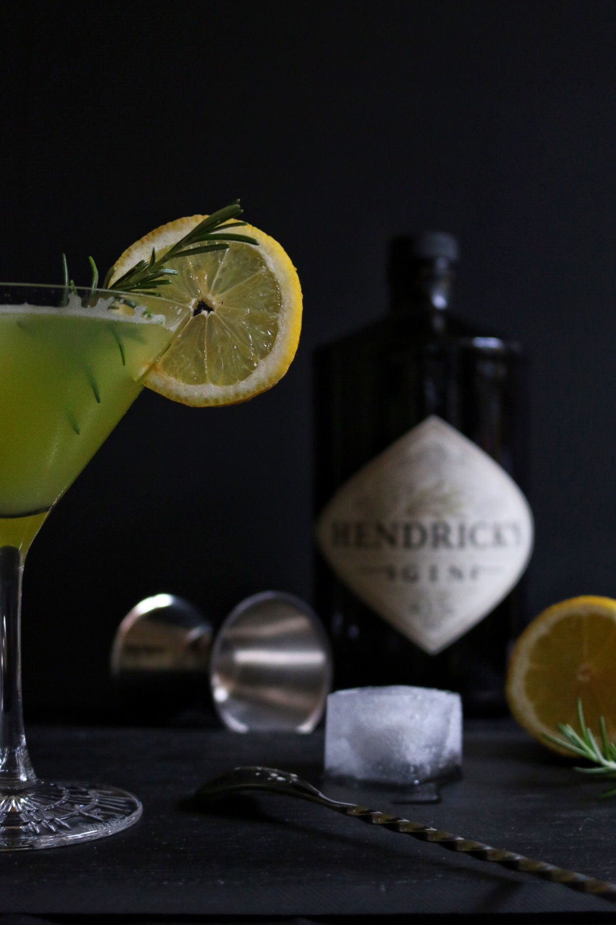 Cucumber Lemonade Gin Chiller by eat blog love