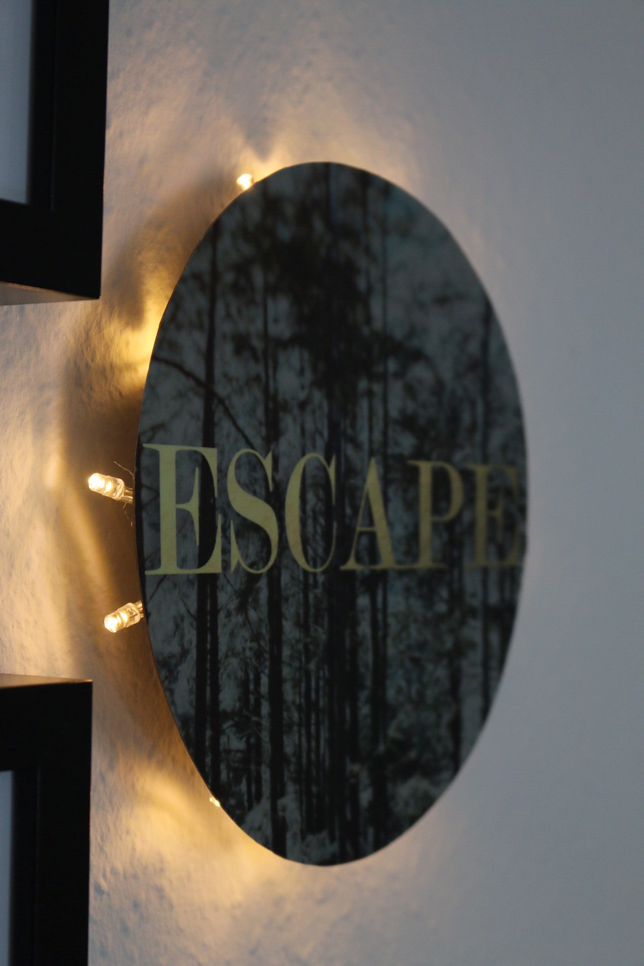 ESCAPE - DIY Nachtlicht by eat blog love_4