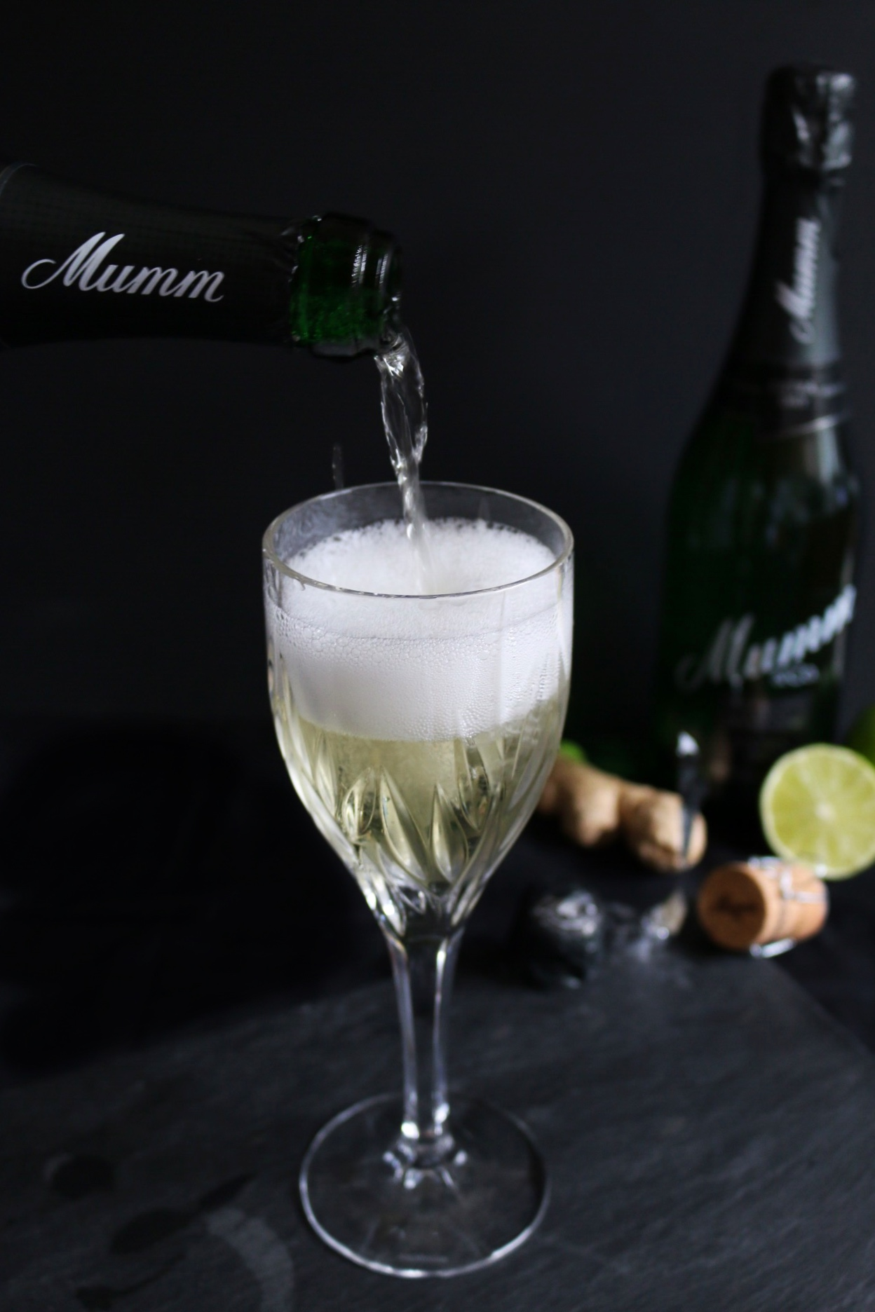 Mumm Millionaire's Mule by eat blog love