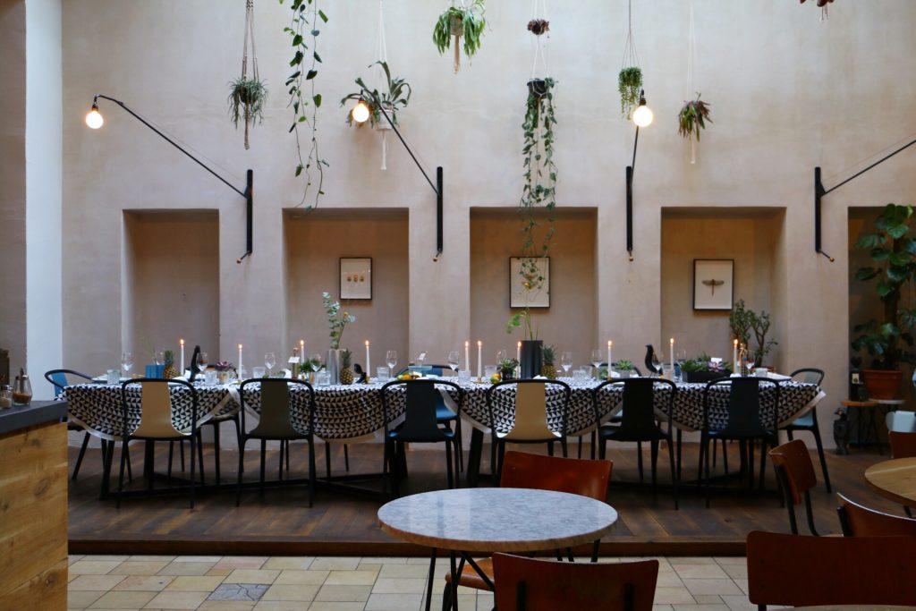 Vitra Summer Dinner in Berlin by eat blog love