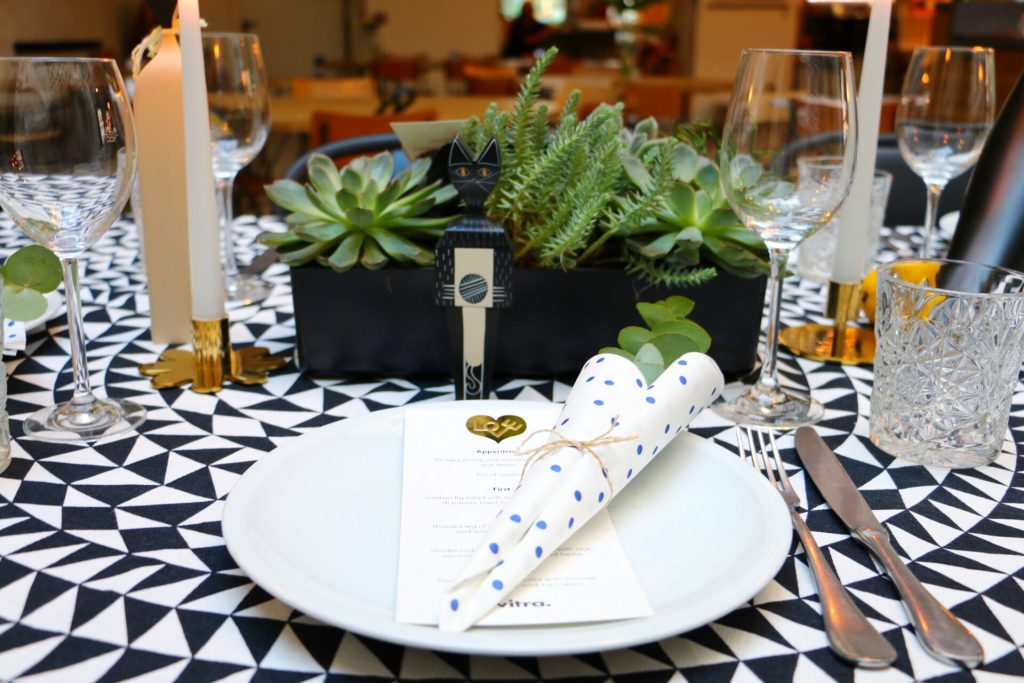 Vitra Home Accessoires - Vitra Summer Dinner in Berlin by eat blog love